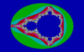Fractint - Image: Fractint mandel