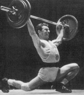 Frank Spellman American weightlifter