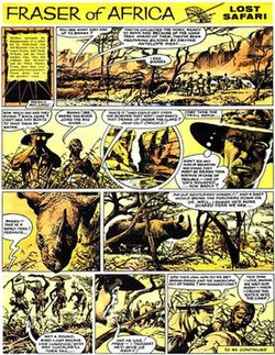 Fraser of Africa (comic strip from Eagle magazine, 1960).jpg