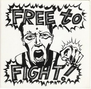 Free to Fight - Image: Free to Fight