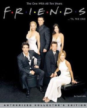 Friends 'Til the End (book) - Cover