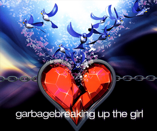 Breaking Up the Girl single