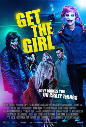 Get the Girl (film) - Image: Get the Girl poster