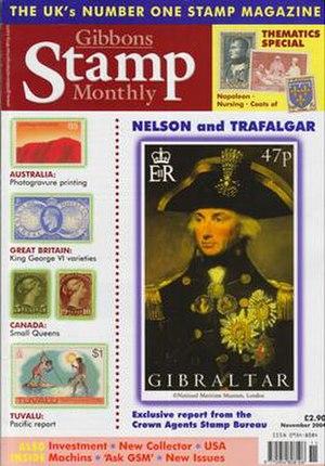 Gibbons Stamp Monthly - Gibbons Stamp Monthly.