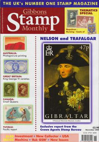 Gibbons Stamp Monthly - Gibbons Stamp Monthly.