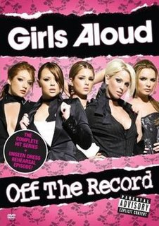 <i>Girls Aloud: Off the Record</i> television series