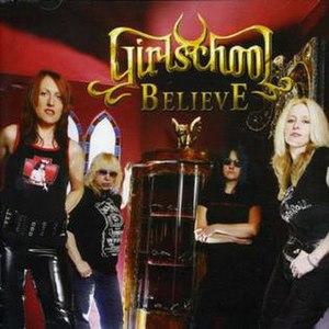 Believe (Girlschool album)