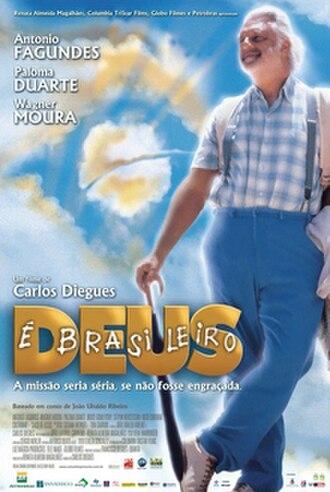 God Is Brazilian - Image: God Is Brazilian movie poster