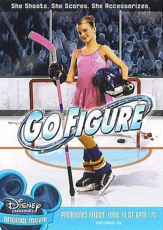 Go Figure (film) - Promotional poster