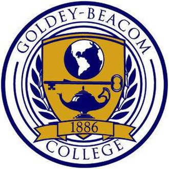 Goldey–Beacom College - Image: Goldey Beacom College seal