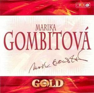 Gold (Marika Gombitová album) - Image: Goldgombitova