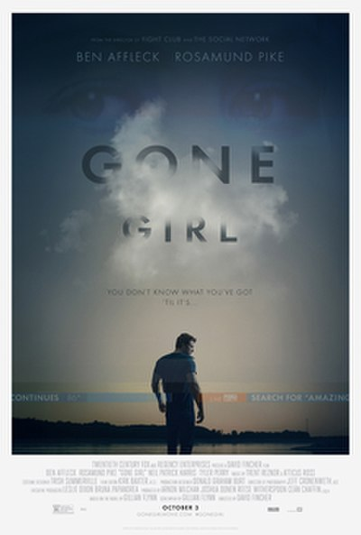 Picture of a movie: Gone Girl