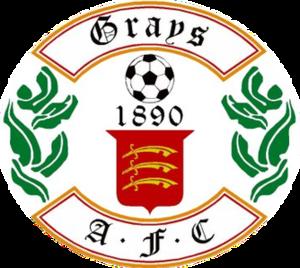 Grays Athletic F.C. - Image: Grays Athletic F.C. logo