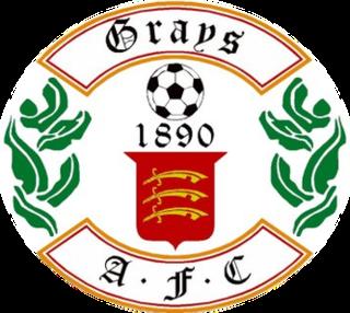 Grays Athletic F.C. Association football club in England
