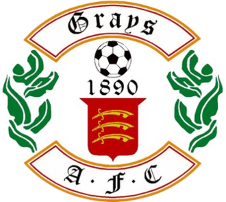 Grays Athletic F.C. - Image: Grays Athletic F.C. logo