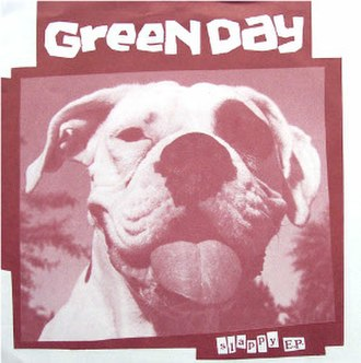 Slappy - Image: Green Day Slappy cover