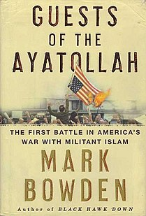 <i>Guests of the Ayatollah</i> book by Mark Bowden