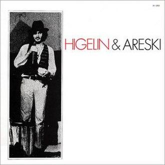 Higelin et Areski - Image: Higelin areski