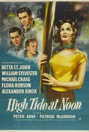 High Tide at Noon - Film poster