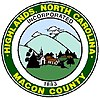 Official seal of Highlands, North Carolina