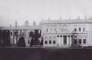 Hillingdon Court - Hillingdon Court, circa 1900