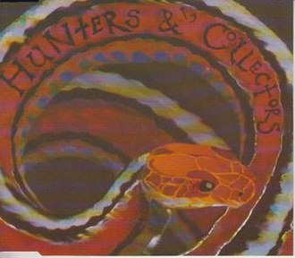 Holy Grail (Hunters & Collectors song) - Image: Hunters&Collectors Holy Grail