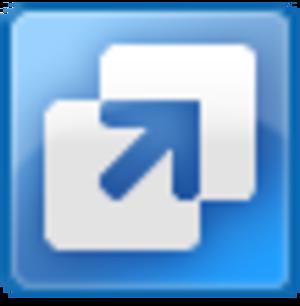 Accelerator (Internet Explorer) - Image: Ie 8 accelerators icon