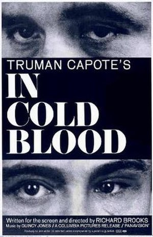 In Cold Blood (film) - original U.S. poster