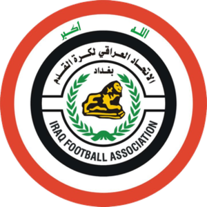 Iraq Football Association - Image: Iraqi FA Crest