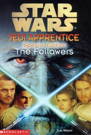 Jedi Apprentice: The Followers - Image: JA The Followers