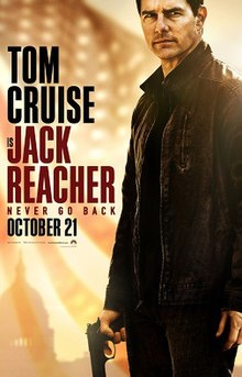 Cineworld Bexleyheath Jack Reacher: Never Go Back