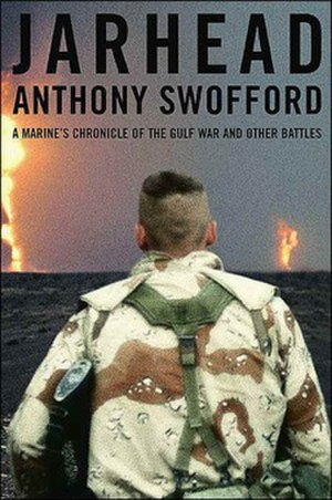 Jarhead (book) - Official cover
