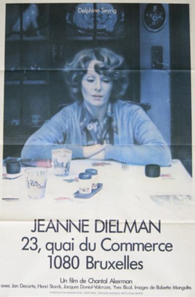 Picture of a movie: Jeanne Dielman, 23, Quai Du Commerce, 1080 Bruxelles