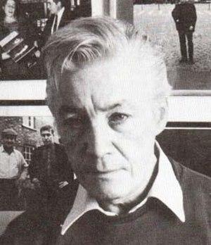 Jeffrey Bernard - Jeffrey Bernard in the mid-1980s
