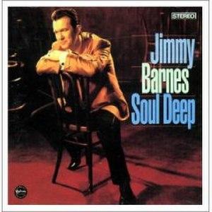 Soul Deep (Jimmy Barnes album) - Image: Jimmybarnessouldeep