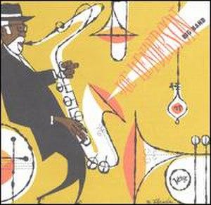 Big Band (Joe Henderson album) - Image: Joe Henderson Big Band