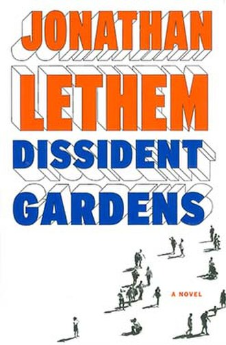 Dissident Gardens - Cover of the 1st edition