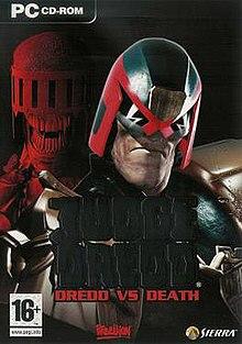 Judge Dredd: Dredd vs  Death - Wikipedia