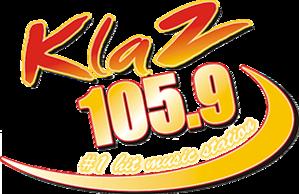 KLAZ - Image: KLAZ 105.9KLAZ logo