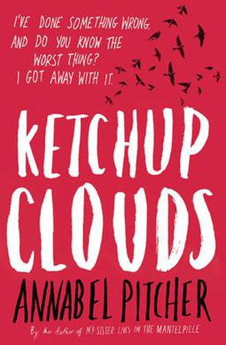 Ketchup Clouds - Image: Ketchup Clouds (Pitcher novel)