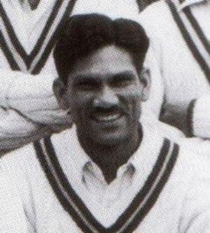 Khan Mohammad - Khan Mohammad in 1954