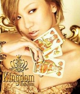 <i>Kingdom</i> (Koda Kumi album) 2008 studio album by Kumi Koda