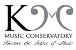 KM Music Conservatory - Image: Kmmusicconservatoryl ogo