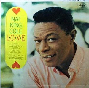 L-O-V-E (Nat King Cole album) - Image: L O V E (album)