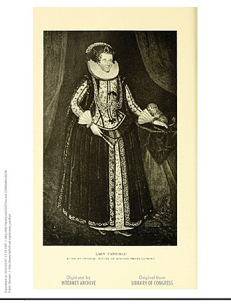 Lenthall pictures - Image: Lady Tanfield