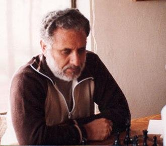 Larry Evans (chess grandmaster) - Image: Larrymelvynevans