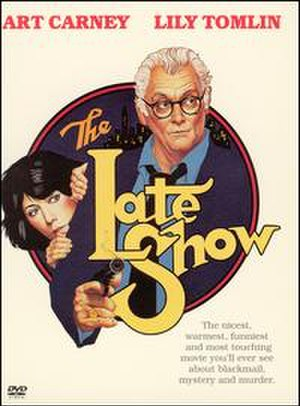 The Late Show (film) - DVD cover