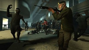 Survival horror - In recent years, developers have combined traditional survival horror gameplay with other concepts. Left 4 Dead (2008) fused survival horror with cooperative multiplayer and action.