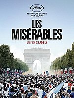 Picture of a movie: Les Misérables