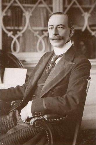 Lewis Harcourt, 1st Viscount Harcourt - Lewis Harcourt MP